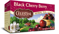 Celestial Seasonings - Herbal Tea, Black Cherry Berry