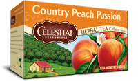Celestial Seasonings - Herbal Tea, Country Peach Passion
