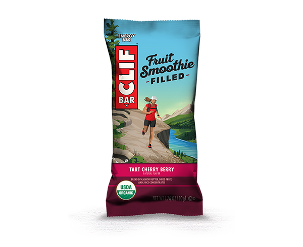 Clif - Fruit Smoothie Filled, Tart Cherry Berry