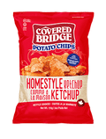 Covered Bridge - Potato Chips, Homestyle Ketchup