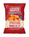 Covered Bridge - Potato Chips, Smokin' Sweet BBQ