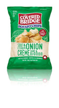 Covered Bridge - Potato Chips, Sour Cream & Onion