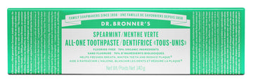 Dr. Bronner's Magic Soap - Spearmint ALL-ONE Toothpaste