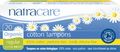 Natracare - Organic Regular Non-Applicator Tampons
