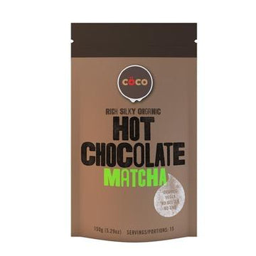 Domo - Hot Chocolate, Matcha, Organic