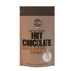 Domo - Hot Chocolate, Salted Caramel, Organic