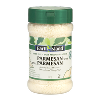 Earth Island - Grated Cheese Alternative, Parmesan Style