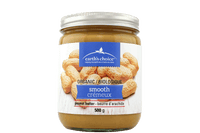 Earth's Choice - Peanut Butter, Smooth, Organic