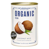 Eat Wholesome - Coconut Milk, Organic
