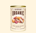Eat Wholesome - Four Mixed Beans, Organic