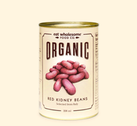 Eat Wholesome - Red Kidney Beans, Organic