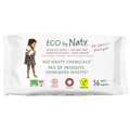 Eco By Naty - Eco Baby Wipes, Sensitive w/Aloe, Fragrance Free