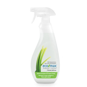 Eco-Max - All Purpose Cleaner Spray, Lemongrass