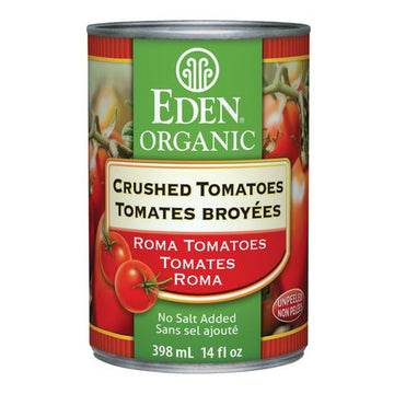Eden Foods - Tomatoes, Crushed, Small