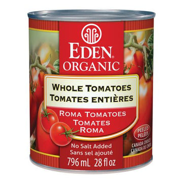 Eden Foods - Tomatoes, Crushed, Large