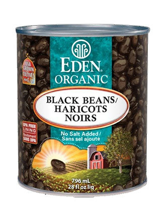 Eden - Black Beans - Large
