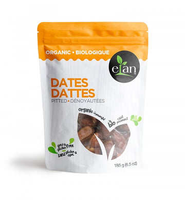 Elan - Dates, Pitted, Organic