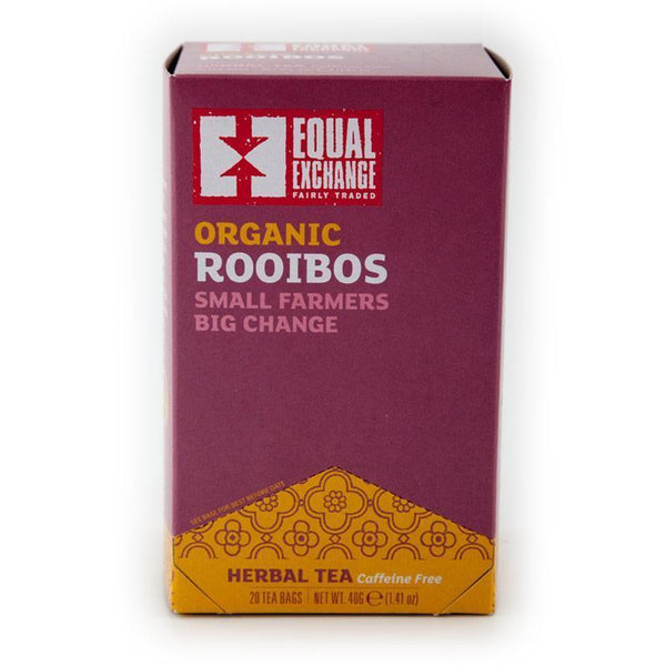 Equal Exchange - Herbal Tea, Rooibos, Organic