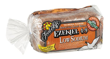 Food For Life - Bread, Sprouted Grain, Ezekiel, Low Sodium
