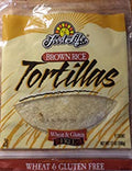 "Food For Life - Tortillas, Brown Rice (10"")"