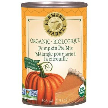 Farmer's Market - Pumpkin Pie Mix, Organic