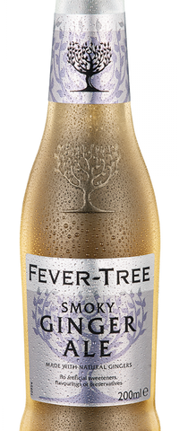 Fever-Tree - Ginger Ale, Smoky