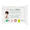 Eco By Naty - Baby Wipes, Flushable, Hypoallergenic, Fragrance Free (plastic free)