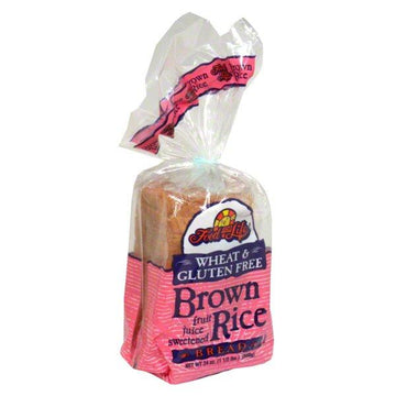 Food For Life - Bread, Brown Rice, Fruit Juice Sweetened