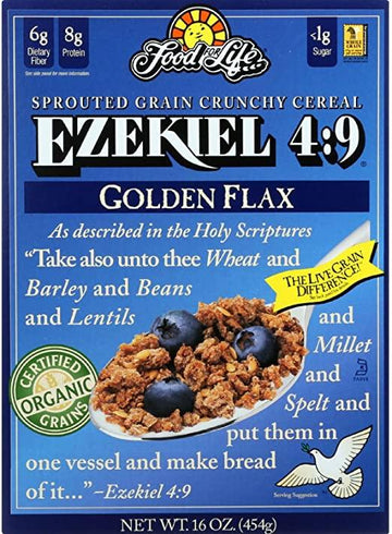Food For Life - Golden Flax, Organic