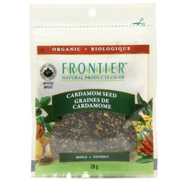 Frontier Co-op - Cardamom Seed, Whole, Organic