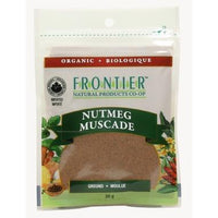 Frontier Co-op - Nutmeg, Powder, Organic