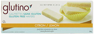 Glutino - Lemon Wafers