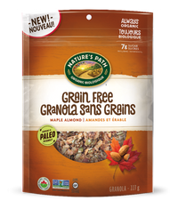 Nature's Path - Grain Free Granola - Maple Almond