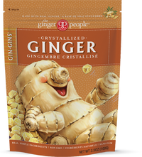 Ginger People - Crystallized Ginger Candy