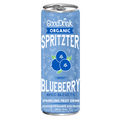 GoodDrink - Spritzter, Sweet Blueberry, Organic