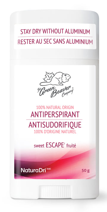 Green Beaver Co. - Antiperspirant Escape