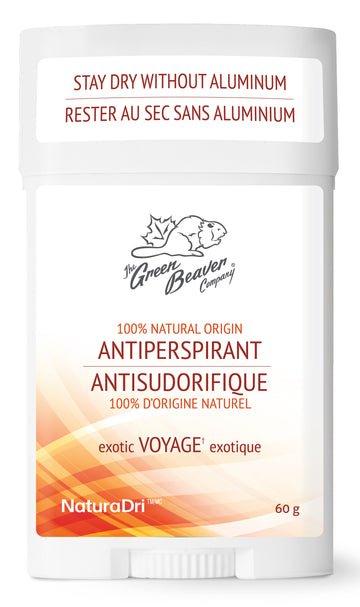 Green Beaver Co. - Antiperspirant Voyage
