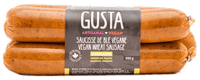 Gusta - Sausages, Wheat, Germaine, Smoked Onion