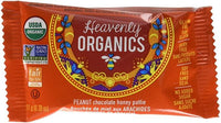 Heavenly Organics - Chocolate Honey Patties, Peanut, Organic, Singles