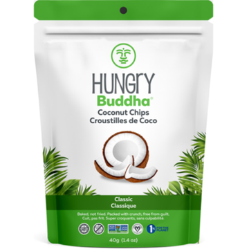Hungry Buddha (Buddha Brands) - Coconut Chips, Classic