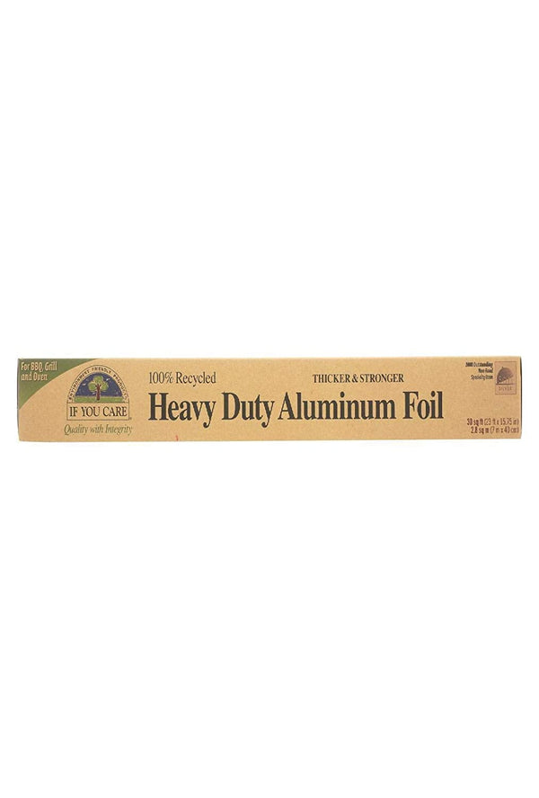 "If You Care - Aluminum Foil, Heavy Duty (30 square feet=30'x12"")"