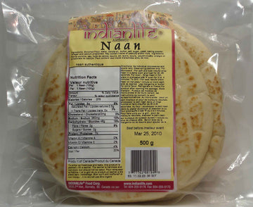 "IndianLife - Naan, Plain (11"")"