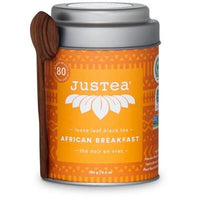 JusTea - Black Tea, African Breakfast, Loose Leaf
