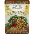 Jyoti Natural Foods - Garbanzo Beans (Chickpeas), Organic