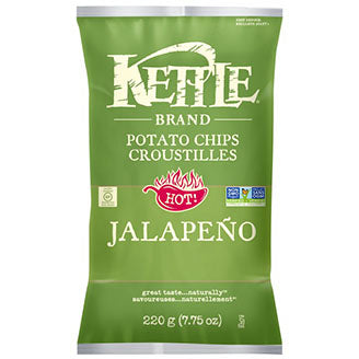 Kettle - Chips - Jalapeno