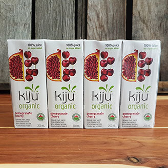 Kiju - Juice Boxes - Pomegranate Cherry