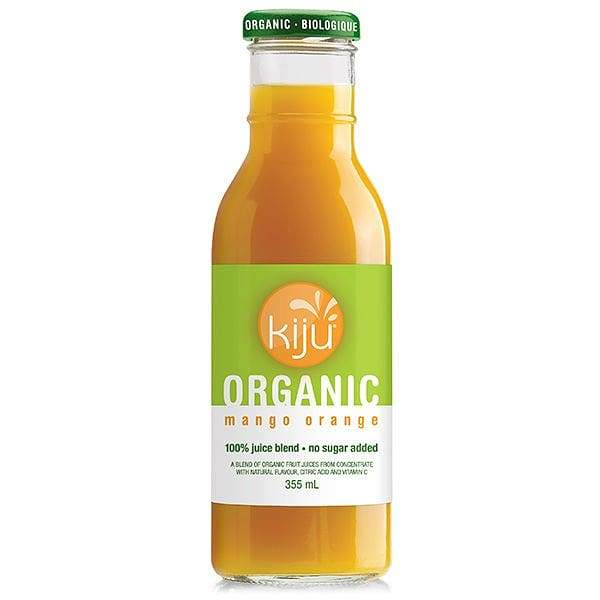 Kiju Organic - Mango Orange, Organic