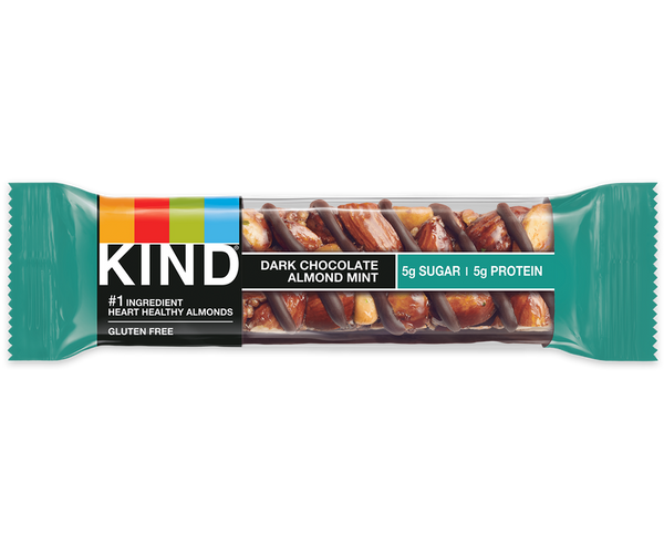 Kind - Bar - Almond Mint & Dark Chocolate