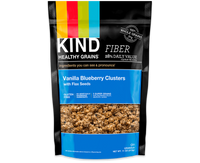 Kind - Healthy Grains, Vanilla Blueberry Clusters w/Flax Seeds
