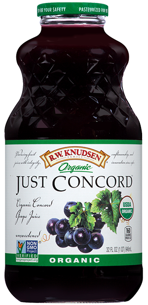 Knudsen - Concord Grape, Organic